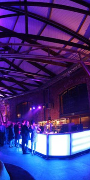 Mobile Bare in the Roundhouse, Derby